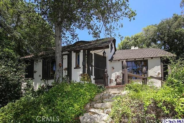 1855 Verdugo Knolls Drive, Glendale, CA 91208