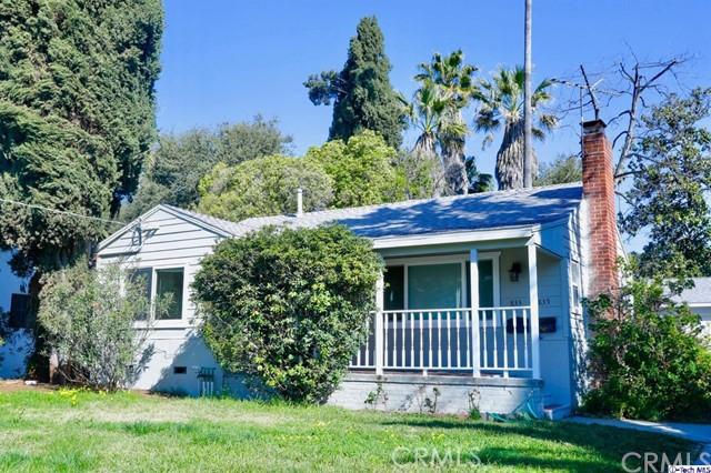 833 E Howard Street, Pasadena, CA 91104