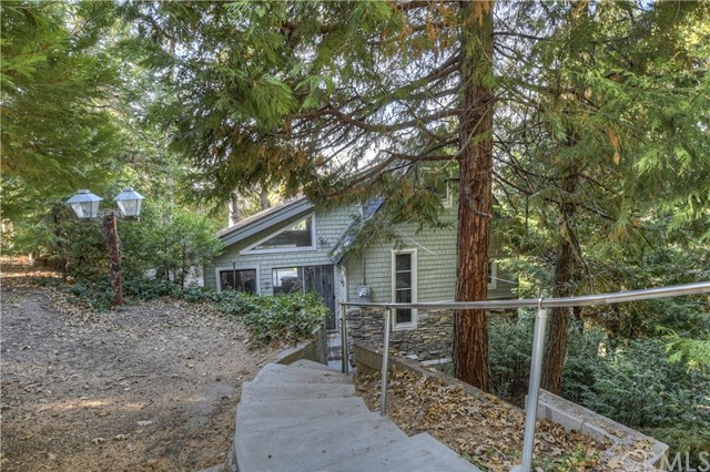 196 Ponderosa Drive, Cedar Glen, CA 92321