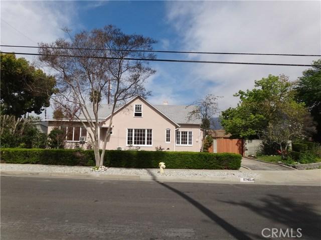 8745 E Fairview Avenue, San Gabriel, CA 91775