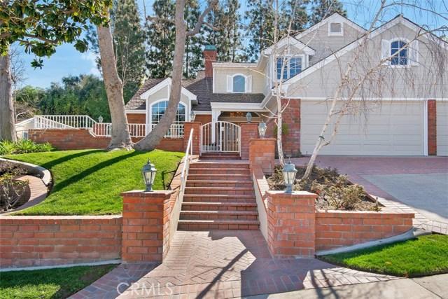 608 S Andover Drive, Anaheim Hills, CA 92807