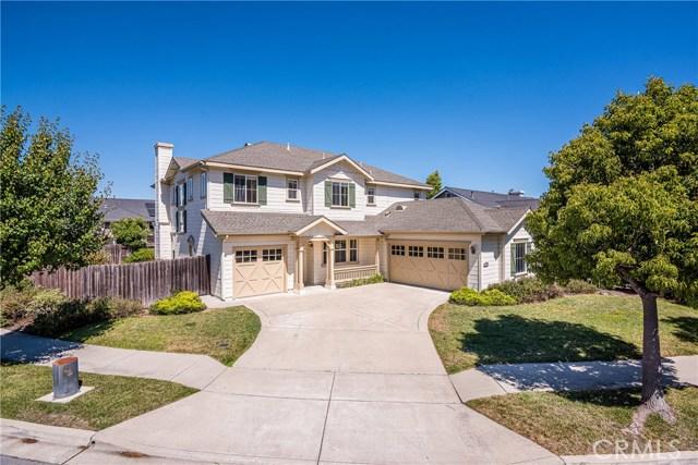1660  Spooner Drive, San Luis Obispo, California