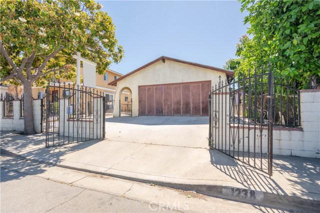 1238 S La Verne Avenue, East Los Angeles, CA 90022