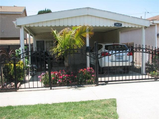 3437 Denver Avenue, Long Beach, CA 90810