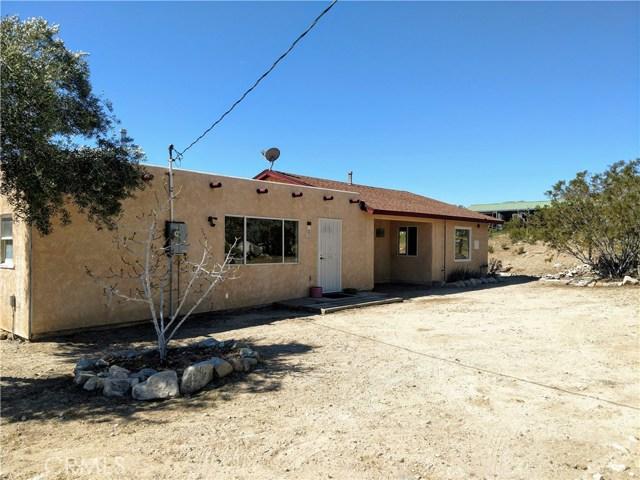 51255 Oskar Lane, Morongo Valley, CA 92256