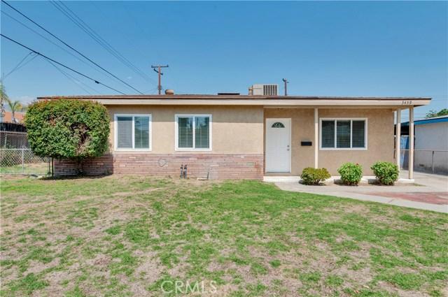 3459 Garden Drive, San Bernardino, CA 92404