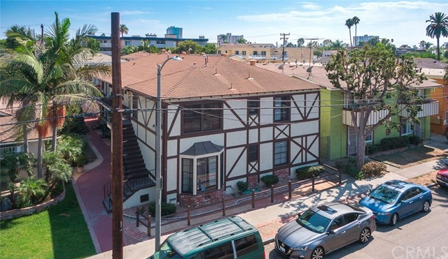 2104 E. Florida Street is an impeccably renovated eleven-unit investment property located in the highly desirable Fourth Street / Retro Row neighborhood of Long Beach. The 1940's-built property offers ten 1 BD / 1 BA units and one studio unit with ample storage and four garages. Extensive interior renovations totaling over $50,000 per unit include new laminate flooring, custom shaker-style cabinets, quartz countertops, in-unit washer/dryers (all but two units), stainless steel appliances, designer bathroom tile, pedestal sinks, and modern lighting, ceiling fans and fixtures throughout. New exterior and building system renovations include HVAC and tankless water heaters for all units, new electrical and plumbing systems and new garage doors. The Fourth Street / Retro Row location is desirable for young urban professionals seeking close proximity to employment opportunities in Downtown Long Beach, along with a plethora of shopping and dining amenities. 2104 E. Florida Street provide an investor with a turnkey condition property in a highly popular Long Beach rental market at a 4.53% cap rate on current rents.