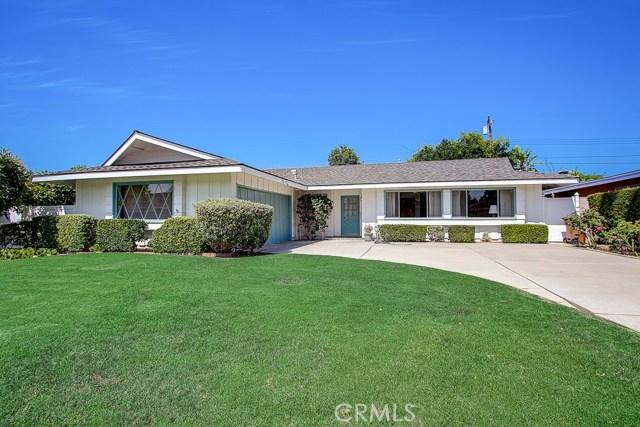 601 N Cornell Avenue, Fullerton, CA 92831