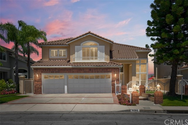 8265 E Somerset Lane, Anaheim Hills, California