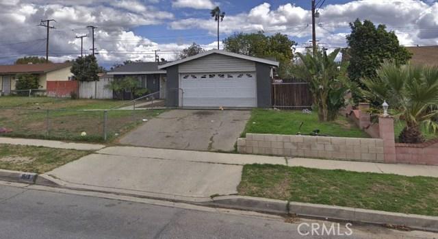 1519 S Iris Avenue, Bloomington, CA 92316