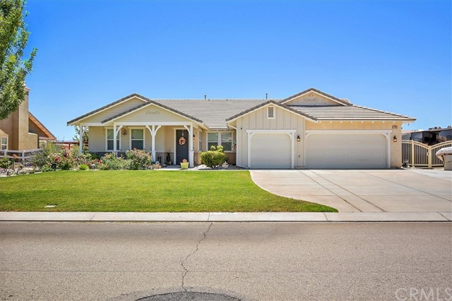 1758 Whitlatch Drive, Lancaster, CA 93535