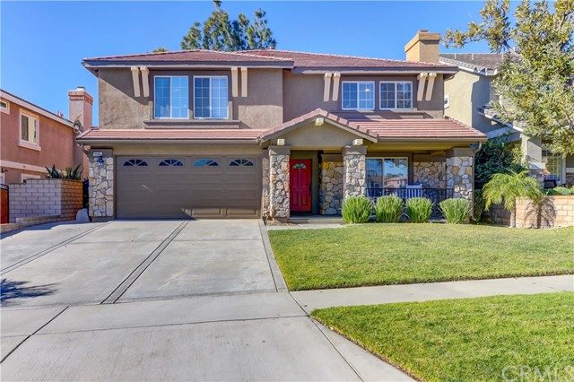 6582 Catania Place, Rancho Cucamonga, CA 91701