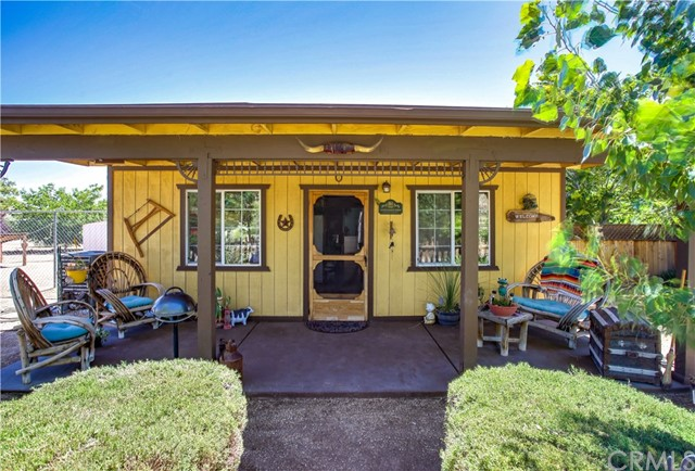 5485 Red Ryder Road, Pioneertown, CA 92268