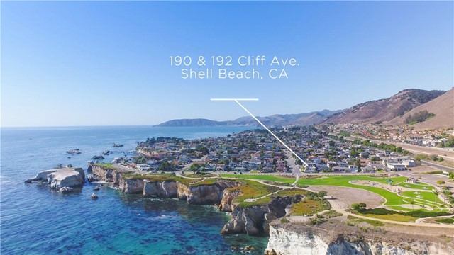 190 Cliff Avenue, Pismo Beach, CA 93449