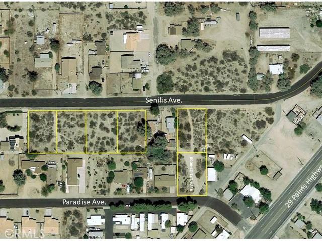 0 Paradise Avenue, Morongo Valley, CA 92256