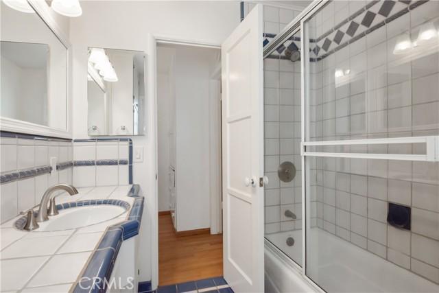 Both Bathrooms Offer Full Bathtubs