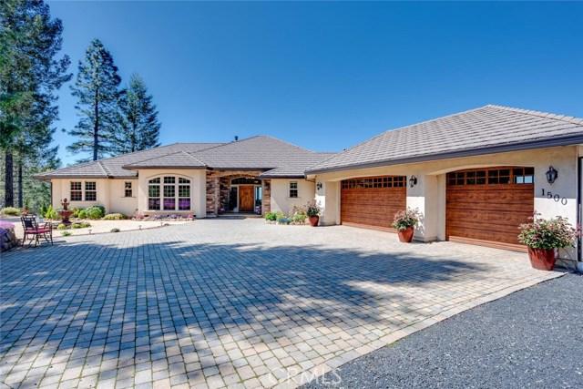 1500 Lofty View Drive, Paradise, CA 95969