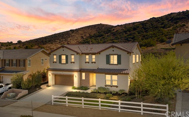 26297  Santiago Canyon Road, Corona, California