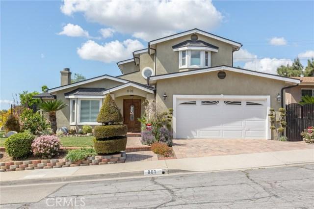 801 Malone Drive, Montebello, CA 90640