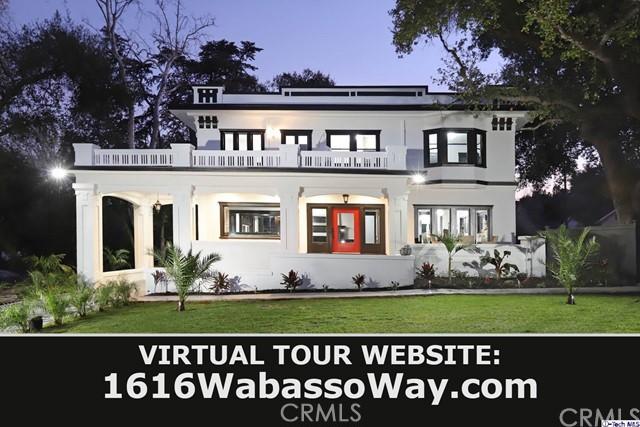 Photo of 1616 Wabasso Way, Glendale, CA 91208