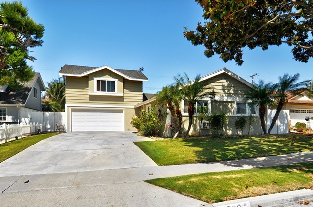 16539 Redwood Circle, Fountain Valley, CA 92708
