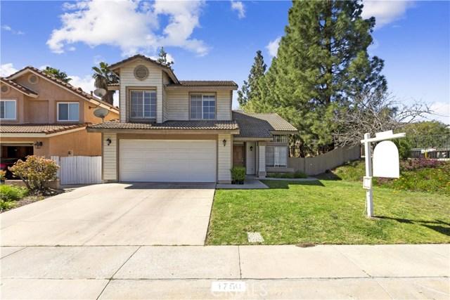 1750 Yellow Pine, Corona, CA 92882