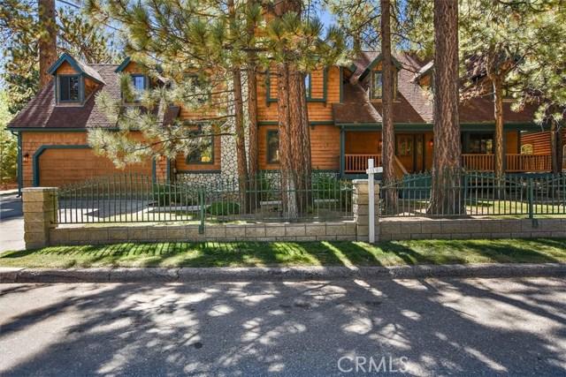 42135 Evergreen Drive, Big Bear, CA 92315