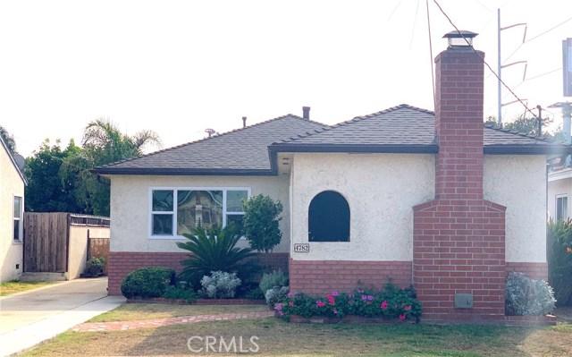 4782 W 141st Street, Hawthorne, CA 90250