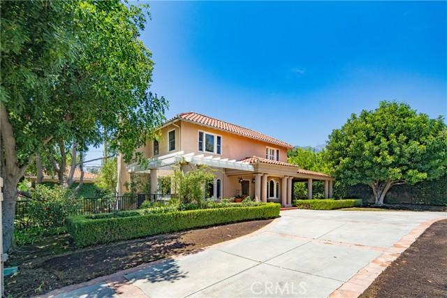 4. 1303 Oakwood Drive Arcadia, CA 91006