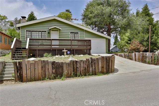 26498 Alpine Lane, Twin Peaks, CA 92391