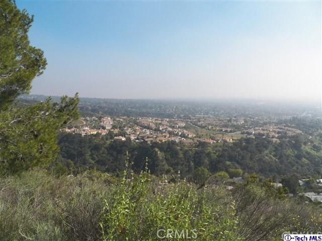 0 Rising Hill/El Prieto Road, Altadena, CA 91001