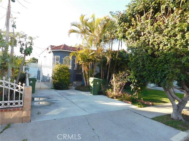 2061 S Burnside Avenue, Los Angeles, CA 90016