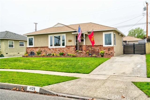 4129 Conquista Avenue, Lakewood, CA 90713