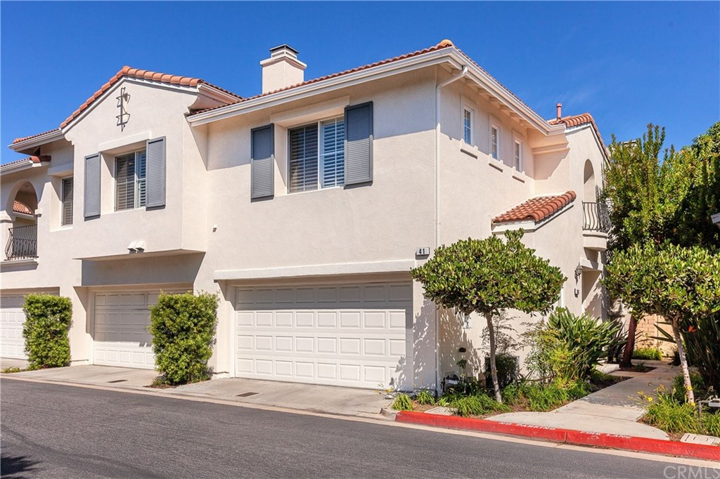 Great Trinidad at Talega upper level unit with all living space on one level and a large view deck. Full two car attached garage with direct access. Convenient to community park and all amenities and offering a quiet, peaceful location. Upgraded with plantation shutters throughout, plush designer quality neutral carpets, tile and faux wood floors, closet organizers, recessed lighting and more. Great dual master floorplan with large great room with cozy fireplace. Fully equipped gourmet kitchen, walk-in pantry, inside laundry room and central air conditioning. Enjoy all the amenities and activities that the Talega lifestyle has to offer including pools, tennis, clubhouse, ongoing activities, parks, access to golf and much more. Enjoy the best in ocean close upscale lifestyle. FRESH NEWER INTERIOR WITH NEWER PAINT THROUGHOUT. CUSTOM BASEBOARDS AND CASEMENT MOLDINGS, UPSCALE NEUTRAL CARPETS AND MANUFACTURED WOOD FLOORING NOW INSTALLED! CLEAN, CLEAN, CLEAN UPSCALE UNIT READY FOR THE FUSSIEST TENANT!! ENTIRE BUILDING HAS BEEN RE-PAINTED OUTSIDE. PLEASE CALL AGENT FOR MORE INFO!!!  Terms to be $2700 monthly for a 6 month lease or $2600 for a 12 month lease.  Washer and dryer will be provided at an additional $50 monthly.