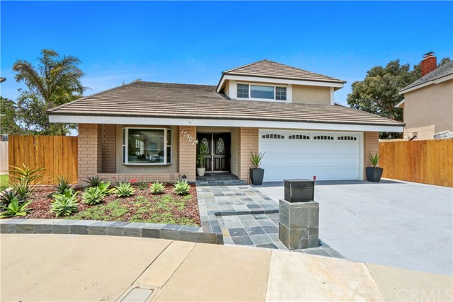 17901  Denvale Circle, Huntington Beach, California