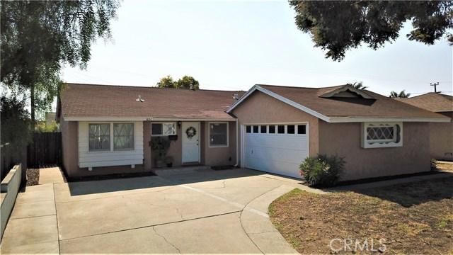 1651 Mary Drive, Santa Maria, CA 93458