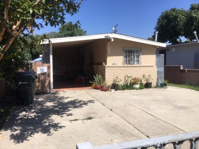 12025 3rd Avenue, Lynwood, CA 90262