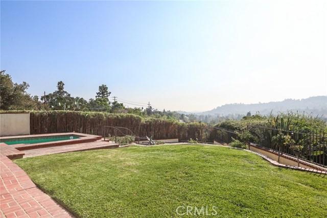 1661 La Cresta Dr, Pasadena, CA 91103 Photo 51