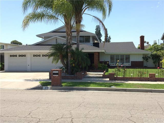 472 Ximeno Drive, Fullerton, CA 92835