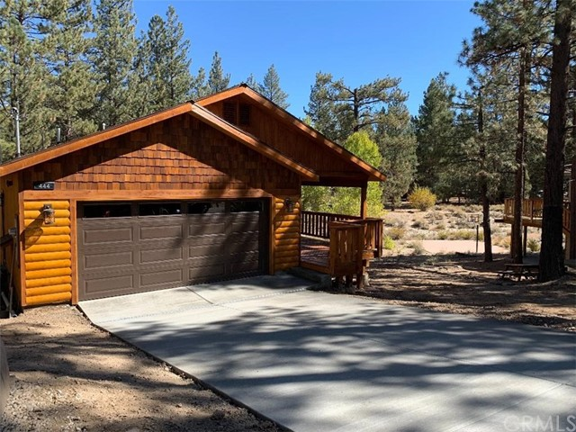 444 Woodside Drive, Big Bear, CA 92314
