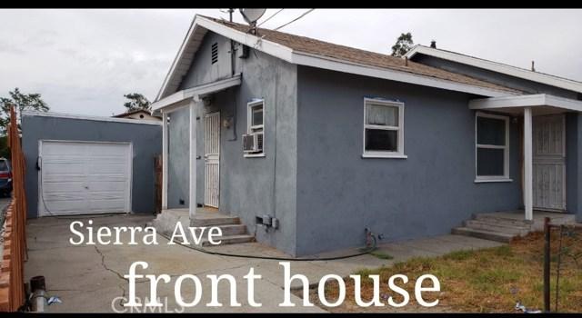 7966 Sierra Avenue, Fontana, CA 92336