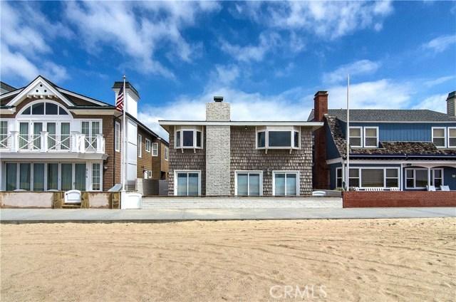 908 W Oceanfront | Balboa Peninsula (Residential) (BALP) | Newport Beach CA