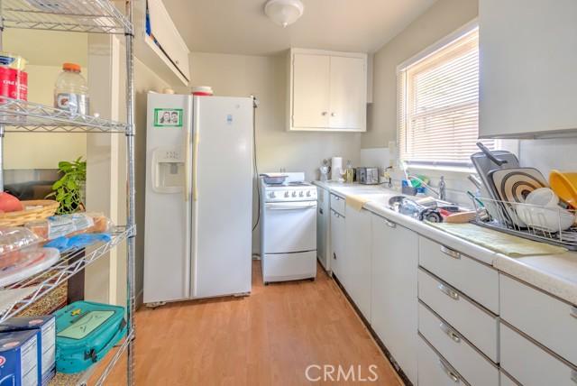 Downstairs Apt.- Kitchen