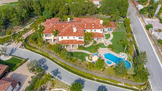 840 S Peralta Hills Drive 92807 - One of Most Expensive Homes for Sale