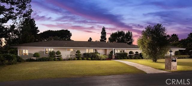 12345 Cinnabar Road, North Tustin, CA 92705