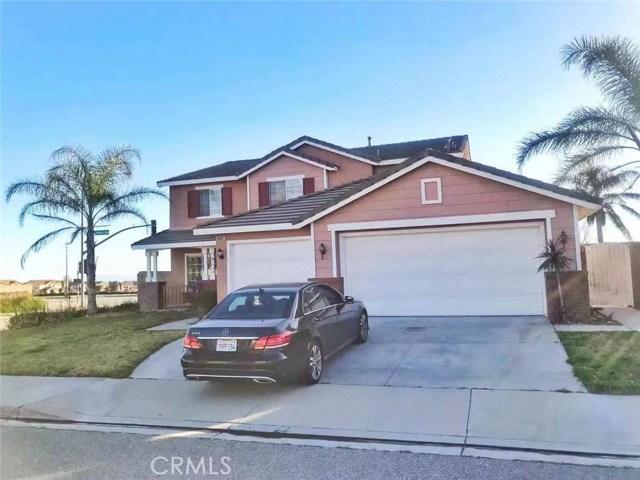 5802 Shady Rock Lane, Fontana, CA 92336