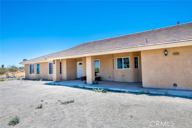 1535 La Mesa Road, Pinon Hills, CA 92372