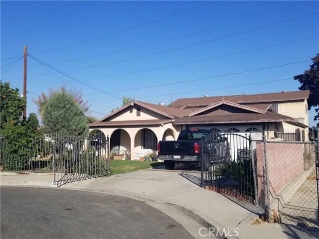 3440 Westcott Avenue, Baldwin Park, CA 91706