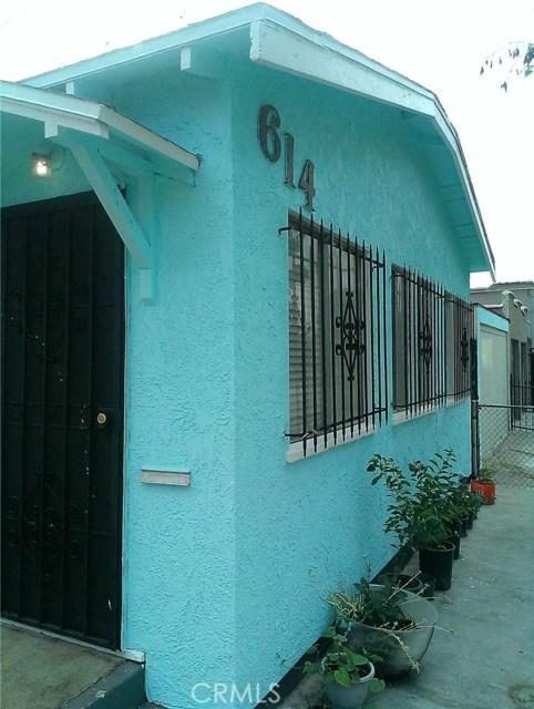 614 W 70th Street, Los Angeles, CA 90044