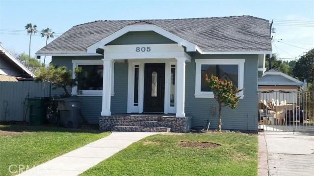 805 S Ross Street, Santa Ana, CA 92701
